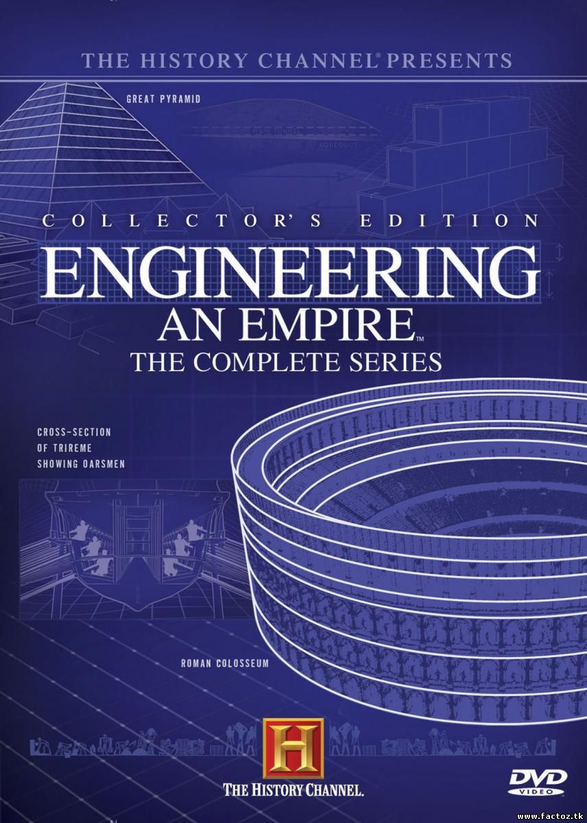 engineering an empire This set surveys major engineering feats of the largest world empires of ancient times peter weller gives an entertaining, if superficial, account of both the leaders of these empires and their engineering triumphs.
